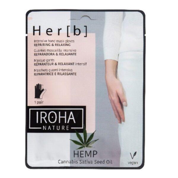 Hidrata y repara tus manos con Iroha Nature (1)